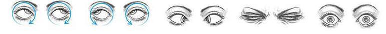 Гымнастика для глаз