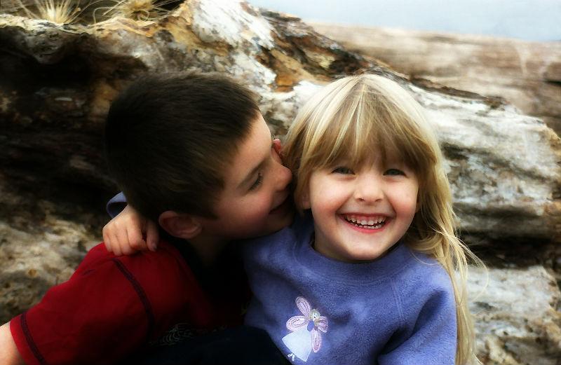 Брат та сестра
