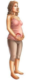 22 тиждень вагітності
