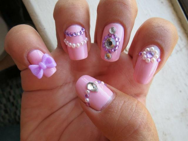 Гелеві нігті