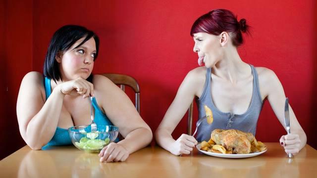Боротьба з надмірною вагою. Харчування при надмірній вазі.