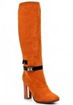 Жіночі руді чоботи
