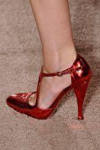 Туфлі металевого кольору сезону 2013-2014 року