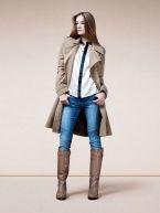 З чим носити зимні жіночі чоботи
